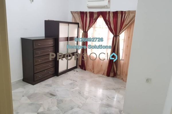 For Rent Townhouse at Desa Damai, Alam Damai Freehold Semi Furnished 3R/2B 1.3k