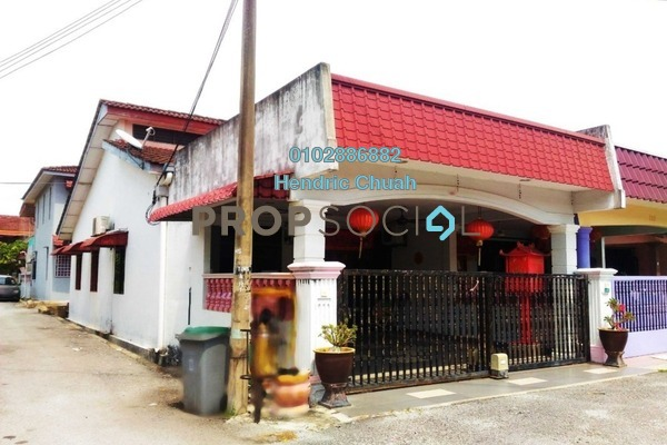 For Sale Terrace at Lukut, Port Dickson Freehold Fully Furnished 3R/2B 220k