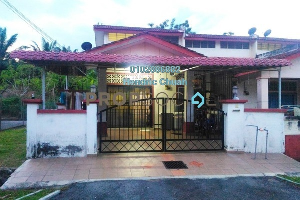 For Sale Terrace at Bandar Springhill, Sendayan Freehold Unfurnished 3R/2B 210k