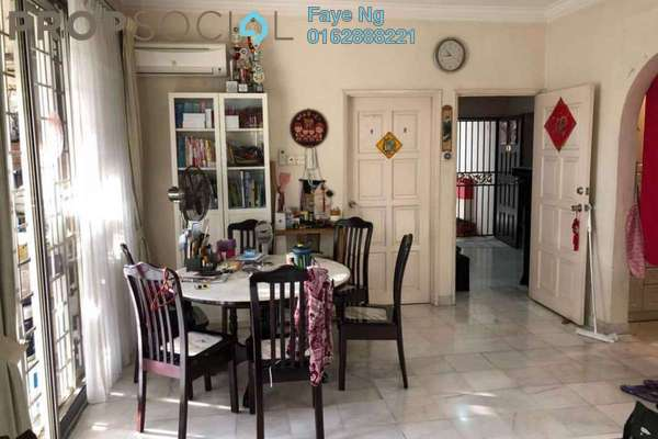 For Sale Condominium at De Tropicana, Kuchai Lama Freehold Fully Furnished 3R/2B 360k
