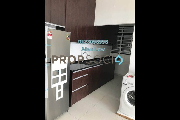 For Rent Serviced Residence at Seasons Garden Residences, Wangsa Maju Freehold Semi Furnished 3R/2B 2.5k