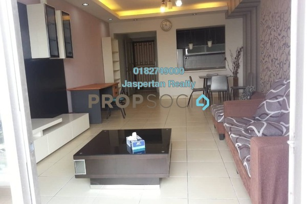 For Sale Condominium at Fortune Park, Seri Kembangan Freehold Fully Furnished 4R/2B 430k
