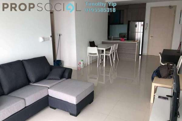 For Sale Condominium at V Residence 2 @ Sunway Velocity, Cheras Freehold Fully Furnished 2R/2B 1.05m