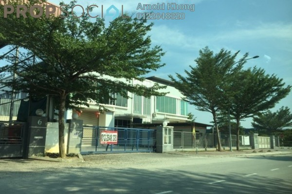For Rent Factory at LEKAS 18, Semenyih Freehold Semi Furnished 0R/0B 7.4k