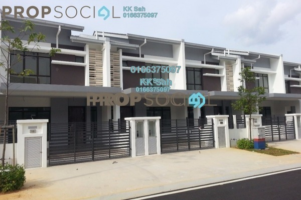 For Sale Link at M Residence, Rawang Leasehold Unfurnished 4R/3B 465k