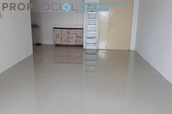 For Rent Condominium at The Heron Residency, Puchong Freehold Semi Furnished 3R/2B 1.3k