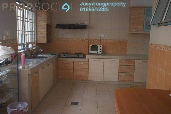 For Rent Terrace at BP14, Bandar Bukit Puchong Freehold Semi Furnished 4R/3B 1.65k