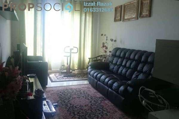 For Rent Condominium at Banjaria Court, Batu Caves Freehold Semi Furnished 3R/2B 1.3k