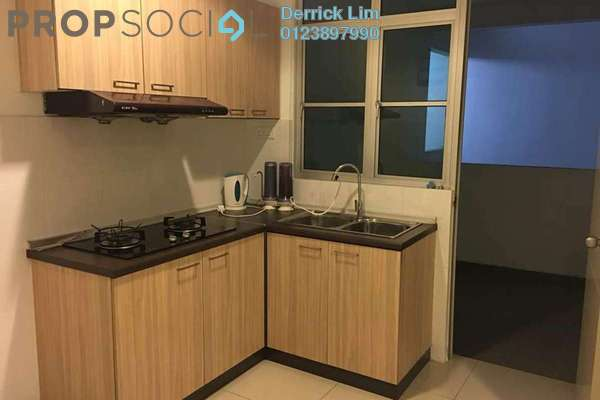 For Rent Condominium at Kiara Residence, Bukit Jalil Freehold Semi Furnished 3R/2B 1.5k