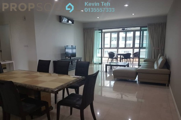 For Rent Condominium at Seni, Mont Kiara Freehold Fully Furnished 3R/4B 7.5k