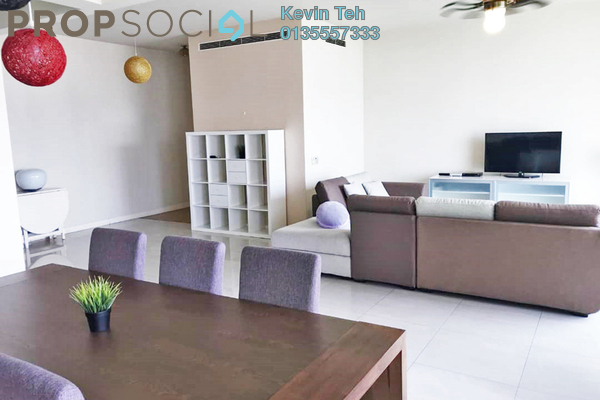 For Sale Condominium at Kiaramas Ayuria, Mont Kiara Freehold Fully Furnished 4R/3B 1.4m