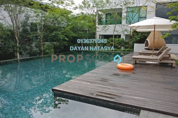 For Sale Bungalow at 10 Semantan, Damansara Heights Freehold Semi Furnished 7R/7B 4.5m
