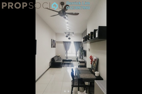 For Rent Condominium at Tiara Mutiara 2, Old Klang Road Freehold Fully Furnished 3R/2B 2k