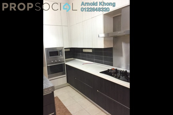 For Rent Townhouse at Laman Impian, Sunway Damansara Freehold Semi Furnished 4R/4B 2.6k