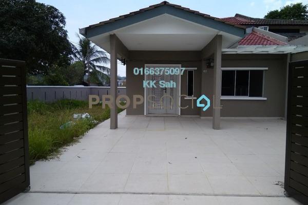 For Sale Terrace at Taman Menara Maju, Klang Freehold Semi Furnished 4R/2B 465k