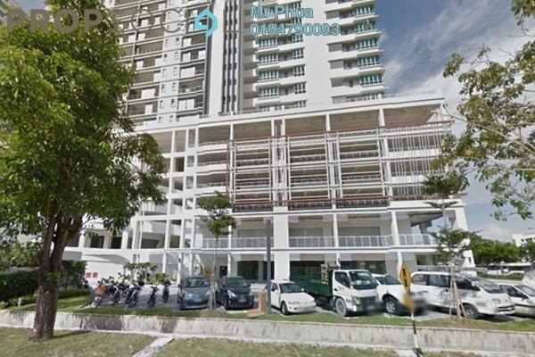 For Rent Shop at Elit Heights, Bayan Baru Freehold Unfurnished 1R/1B 6.5k