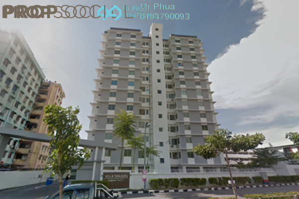 For Sale Condominium at Tanjung Heights, Butterworth Freehold Unfurnished 4R/2B 430k