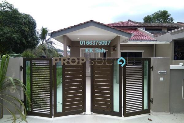 For Sale Terrace at Taman Sri Andalas, Klang Freehold Semi Furnished 4R/2B 465k