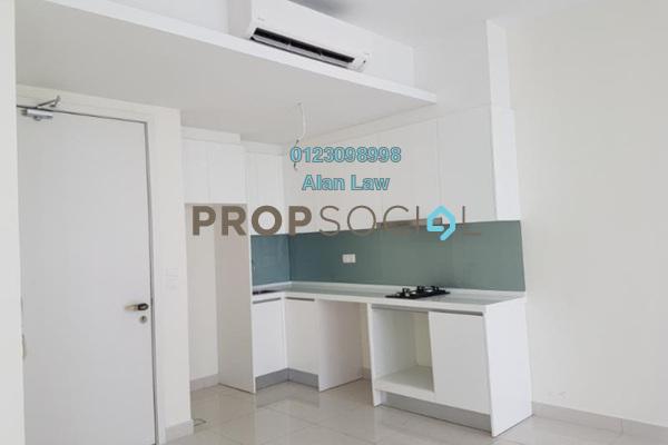 For Rent Condominium at Tropicana Metropark, Subang Jaya Freehold Semi Furnished 0R/1B 1.1k