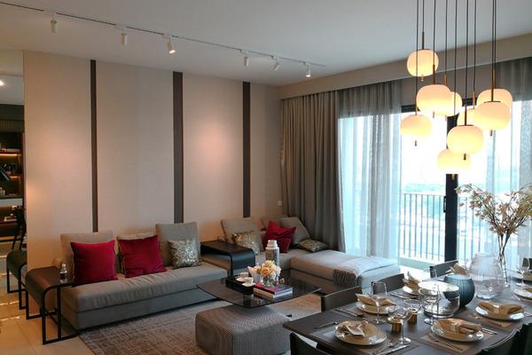 For Sale Condominium at GenKL, Kuchai Lama Freehold Semi Furnished 3R/2B 799k