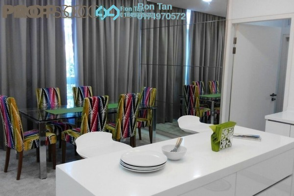 For Sale Terrace at Y Cantonments, Pulau Tikus Freehold Semi Furnished 5R/7B 4.4m