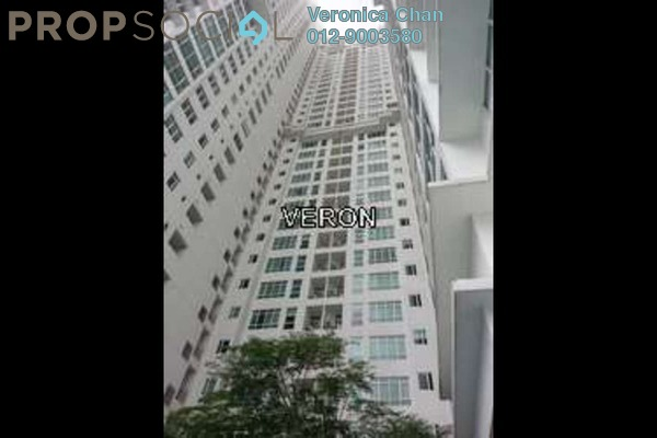 For Rent Condominium at The Pearl, KLCC Freehold Semi Furnished 3R/5B 13k