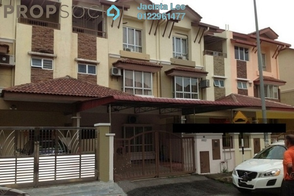 For Sale Terrace at Taman Prima Tropika, Bandar Putra Permai Leasehold Semi Furnished 5R/4B 492k
