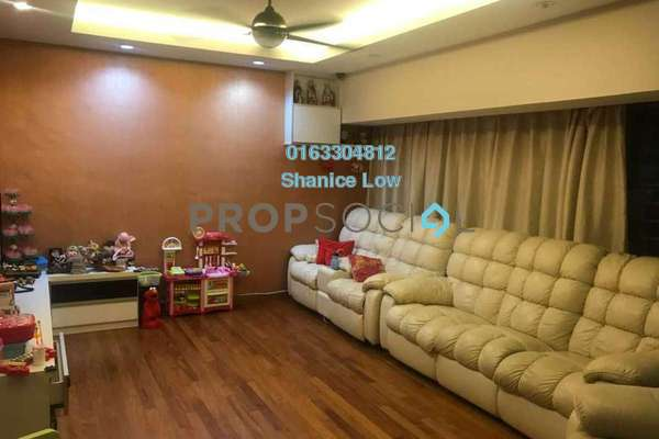 For Sale Terrace at PP 4, Taman Putra Prima Freehold Semi Furnished 4R/3B 899k