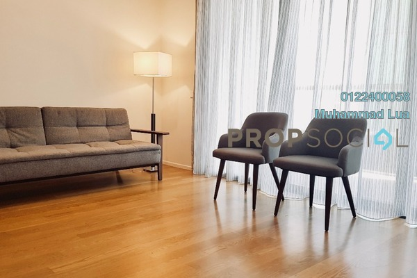 For Rent Serviced Residence at Arcoris, Mont Kiara Freehold Fully Furnished 3R/3B 7k