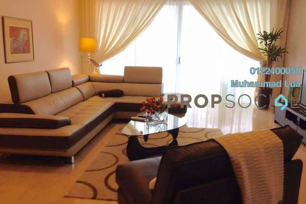 For Sale Condominium at 28 Mont Kiara, Mont Kiara Freehold Semi Furnished 4R/4B 2.1m