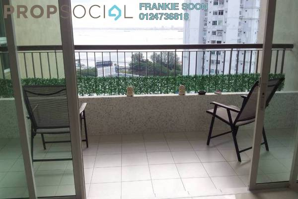 For Sale Condominium at Platino, Gelugor Freehold Fully Furnished 4R/5B 1.75m