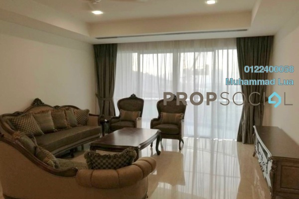 For Sale Condominium at 28 Mont Kiara, Mont Kiara Freehold Semi Furnished 3R/4B 2.16m