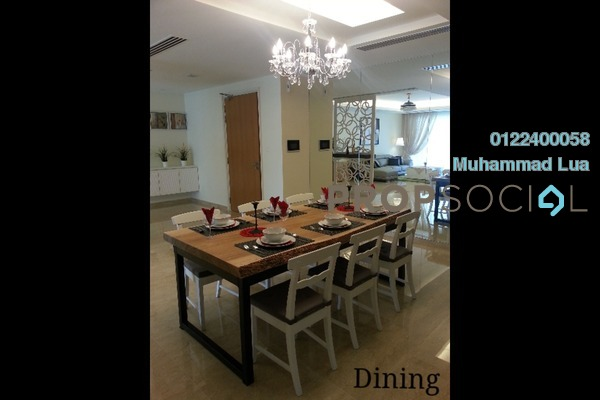For Rent Condominium at 28 Mont Kiara, Mont Kiara Freehold Fully Furnished 3R/4B 9k