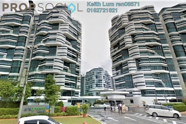 For Rent Condominium at AraGreens Residences, Ara Damansara Freehold Fully Furnished 4R/3B 3k