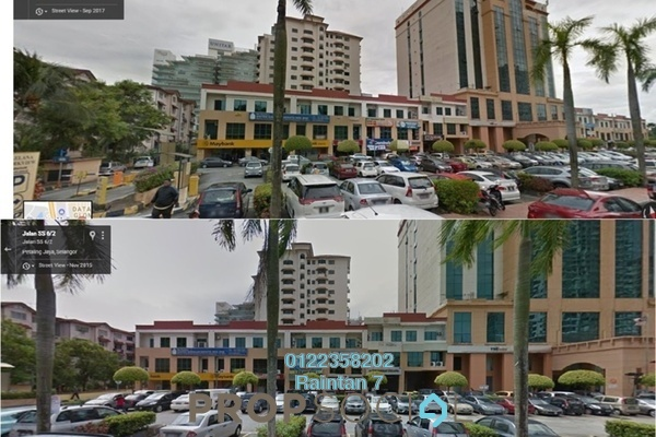 For Sale Shop at Kelana Parkview, Kelana Jaya Freehold Unfurnished 0R/3B 3.08m