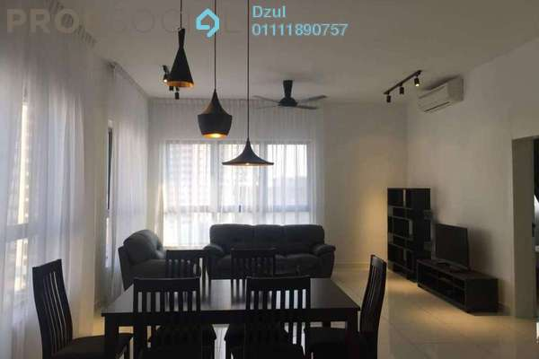 For Sale Condominium at 6 Ceylon, Bukit Ceylon Freehold Fully Furnished 1R/1B 730k