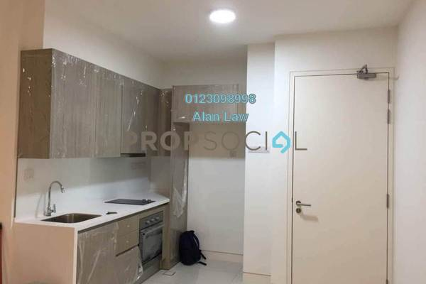 For Rent Condominium at BayBerry Serviced Residence @ Tropicana Gardens, Kota Damansara Freehold Semi Furnished 1R/1B 1.6k
