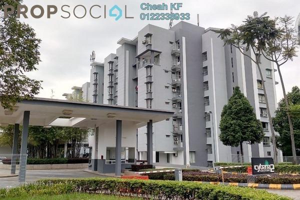 For Sale Condominium at Cyberia Crescent 2, Cyberjaya Freehold Unfurnished 3R/2B 315k
