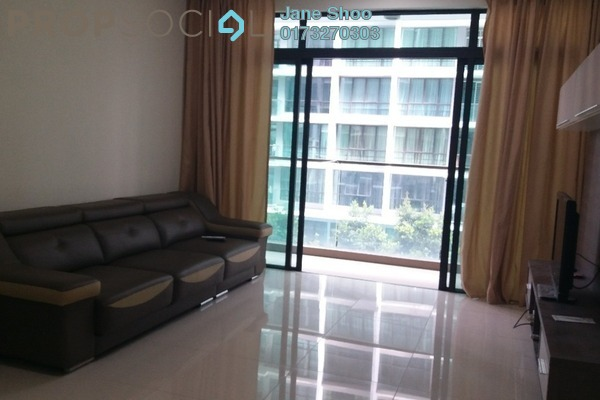 For Rent Condominium at The Z Residence, Bukit Jalil Freehold Unfurnished 3R/2B 1.6k