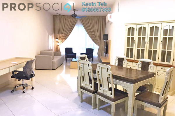 For Rent Condominium at Crest Jalan Sultan Ismail, KLCC Freehold Fully Furnished 3R/2B 5.6k