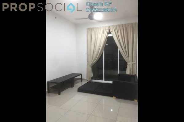 For Rent Condominium at Mutiara Ville, Cyberjaya Freehold Fully Furnished 3R/2B 2k