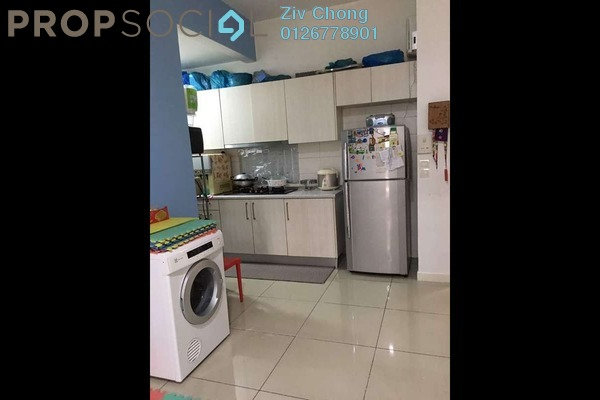 For Sale Condominium at Greenfield Regency, Skudai Freehold Semi Furnished 3R/2B 385k