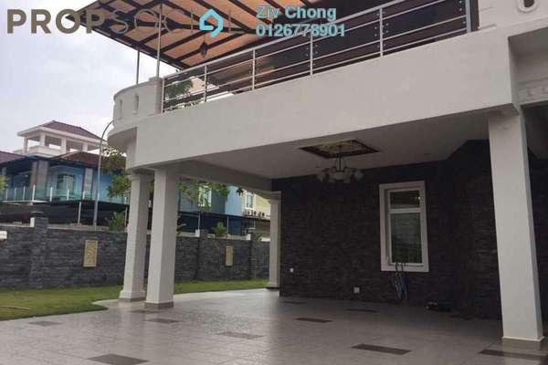 For Sale Semi-Detached at Taman Pulai Flora, Skudai Freehold Semi Furnished 4R/4B 1.5m