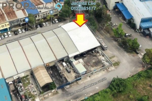 For Sale Factory at Kota Kemuning Industrial Park, Kota Kemuning Freehold Semi Furnished 5R/3B 2.35m