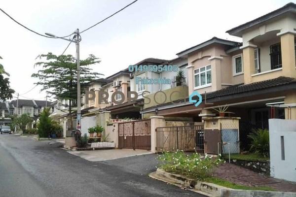 For Rent Semi-Detached at Saujana Damansara, Damansara Damai Freehold Unfurnished 4R/3B 1.2k