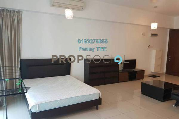 For Rent Serviced Residence at Regalia @ Jalan Sultan Ismail, Kuala Lumpur Freehold Fully Furnished 1R/1B 2k