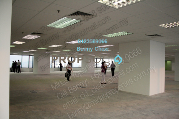 For Rent Office at Vista Tower, KLCC Freehold Semi Furnished 0R/0B 18.8k