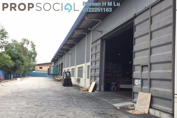 For Rent Factory at Subang Industrial Park, Subang Freehold Unfurnished 1R/10B 104k