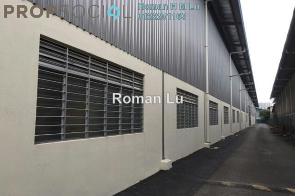 For Rent Factory at Subang Industrial Park, Subang Freehold Unfurnished 1R/6B 104k