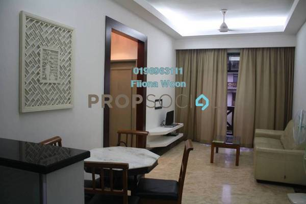 For Sale Condominium at Mahkota Hotel Apartment, Bandar Melaka Leasehold Fully Furnished 2R/2B 360k